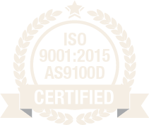 TPI is ISO 9001:2015 AS9100D Certified