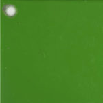 Smooth Tiger Green (RAL 6018) - Semi Gloss